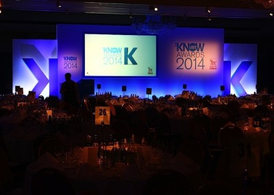 TheKnowList Awards 2014