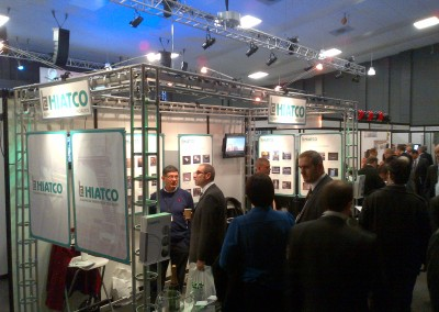 Hiatco Custom Exhibition Stand