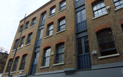 We're moving to Shoreditch!