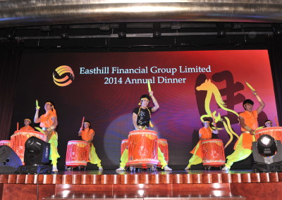 EastHill Financial Group Annual Dinner