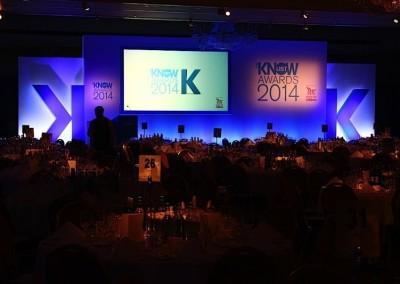 TheKnowList Awards 2014